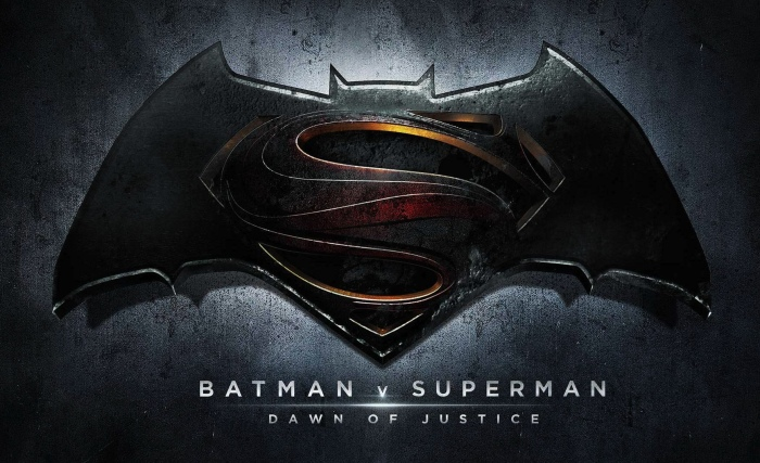 'Batman V Superman: Dawn of Justice' Official Logo