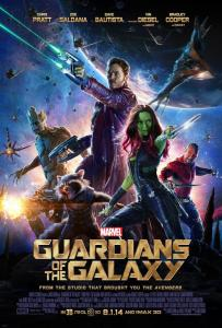 'Guardians of the Galaxy' Poster