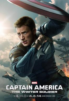 'Captain America: The Winter Soldier' Poster