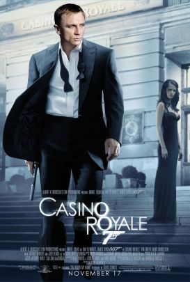 'Casino Royale' Poster