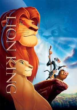'The Lion King' Poster
