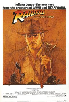 'Raiders of the Lost Ark' Poster
