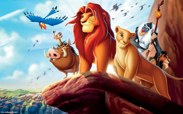 'The Lion King' Wallpaper