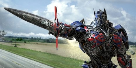 Optimus Prime in Transformers 4