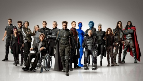 The Cast of 'X-Men: Days of Future Past'