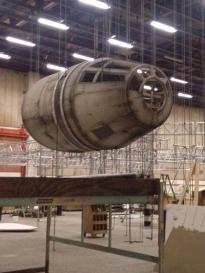Set Photos: 'Star Wars: Episode VII'