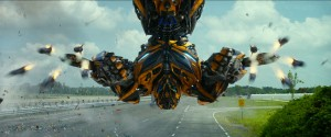 Bumblebee in 'Transformers: Age of Extinction'