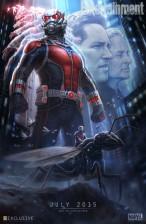 'Ant-Man' Concept Art Poster