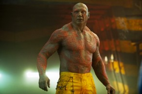 Dave Bautista in 'Guardians of the Galaxy'