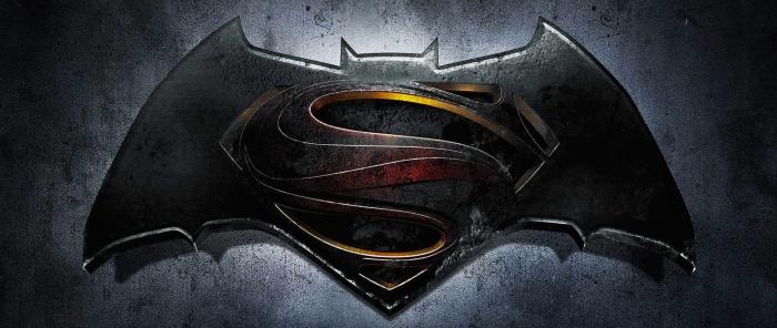 'Batman V Superman: Dawn of Justice' Official Logo