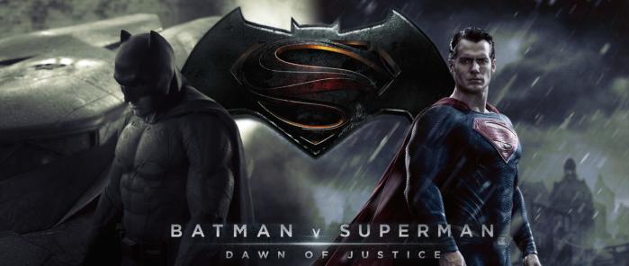 'Batman V Superman' Fan-Made Wallpaper