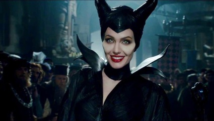Angelina Jolie in 'Maleficent'