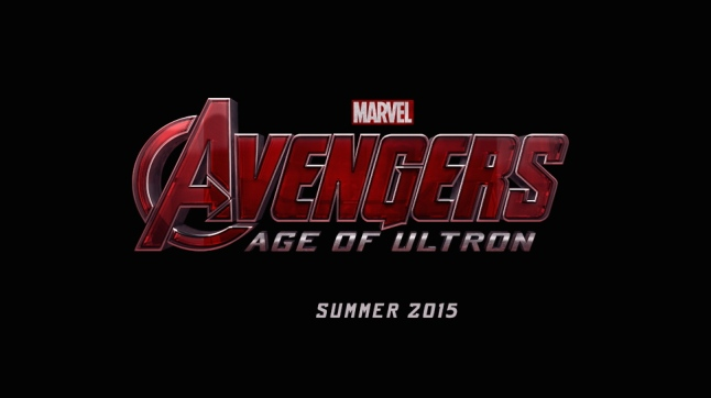 'The Avengers: Age of Ultron' Logo