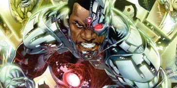 'The New 52' Cyborg