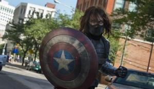 Sebastian Stan in 'The Winter Soldier'