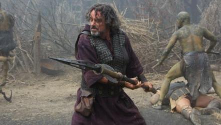 Ian McShane in 'Hercules'