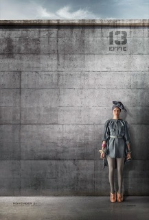 Effie 'Mockingjay - Part 1' Poster