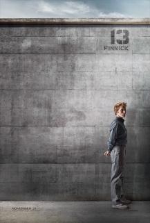 Finnick 'Mockingjay - Part 1' Poster