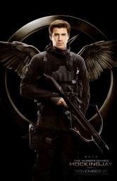 'The Hunger Games: Mockingjay - Part 1' Character Poster