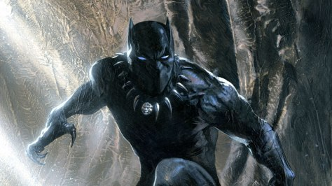 Chadwick Boseman (42) as Marvel's Black Panther?