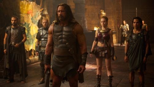 Cast of 'Hercules'