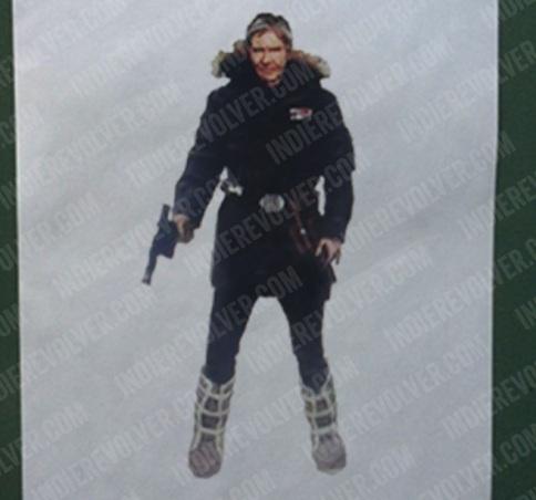 Han Solo Concept Art