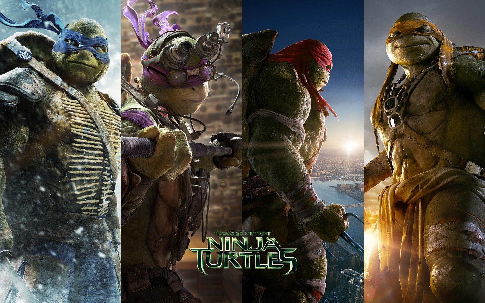 Teenage Mutant Ninja Turtles theme song ...