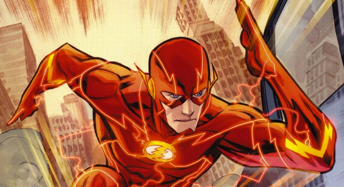 'The New 52' Flash