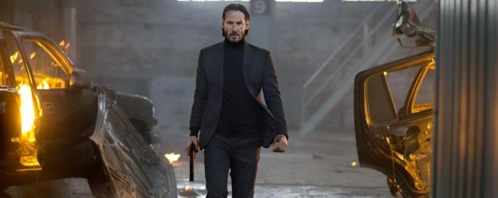 Keanu Reeves in 'John Wick'