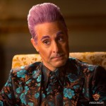 Stanley Tucci in 'Mockingjay - Part'