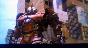Leaked Image of Hulkbuster
