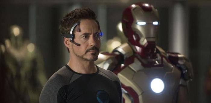 Robert Downey Jr. in 'Iron Man 3'