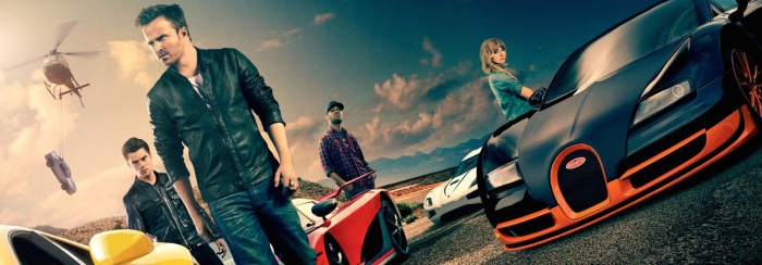 'Need for Speed' Banner