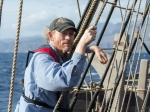 Ron Howard on set 'In the Heart of the Sea'