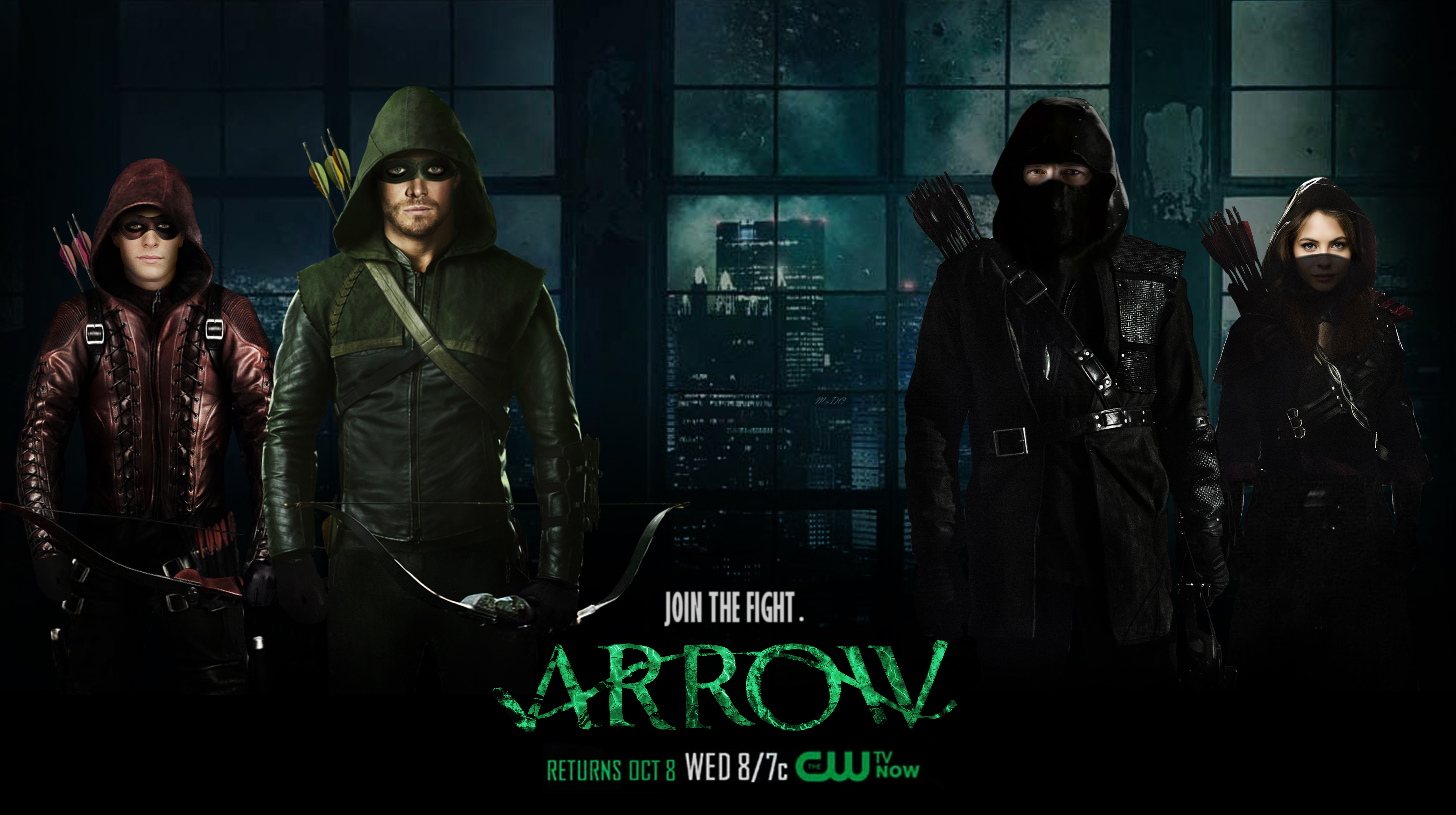 Review: u2018Arrowu2019 Season 3 Premiere u2013 Apocaflix! Movies