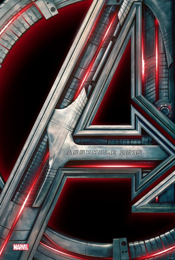 'Avengers: Age of Ultron' Teaser Poster
