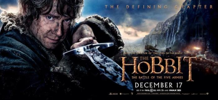 'The Battle of Five Armies' Azog Banner
