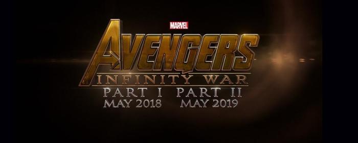 'Avengers: Infinity War' Logo