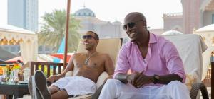 Ludacris & Tyrese Gibson in 'Furious 7'