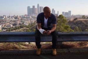 Vin Diesel in 'Furious 7'