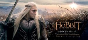 'The Battle of Five Armies' Thranduil Banner