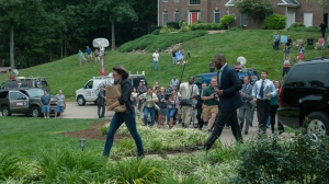 Carrie Coon & Tyler Perry in 'Gone Girl'