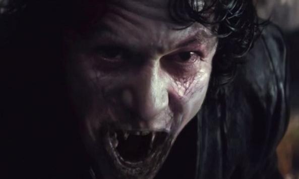 Luke Evans in 'Dracula Untold'