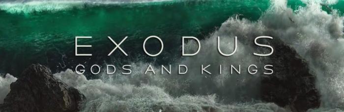 'Exodus: Gods and Kings' Banner