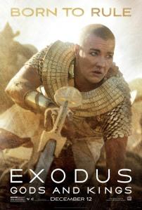 'Exodus: Gods and Kings' Ramses Poster