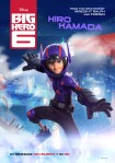 'Big Hero 6' Hiro Poster