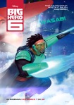 'Big Hero 6' Wasabi Poster