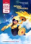 'Big Hero 6' Gogo Poster
