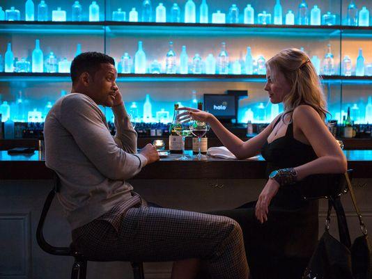 Will Smith & Margot Robbie in 'Focus'