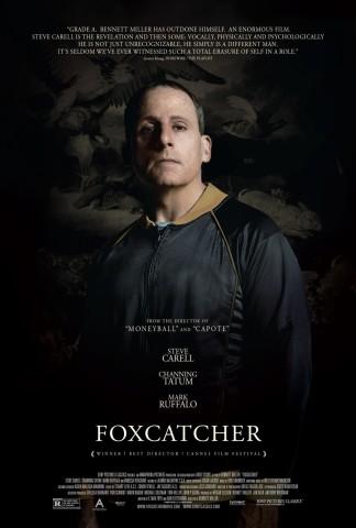 'Foxcatcher' Poster